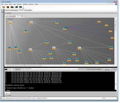 Cisco Network Simulator | NetSim 8