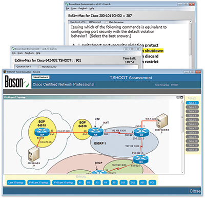 best networking simulation software