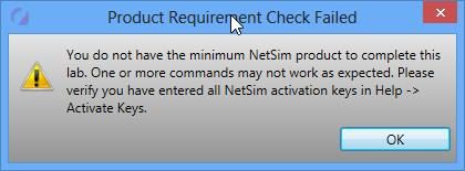 Courseware Lab Pack for NetSim 